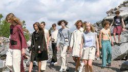 Modeweek in Helsinki bant als eerste leder