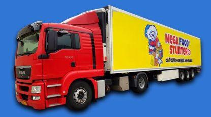 150 kg eten voor 150 euro: Nederlands bedrijf breidt uit met tweede vrachtwagen