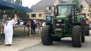 Landelijke Gilde Kruishoutem viert 100ste verjaardag met tractorwijding en eetfestijn