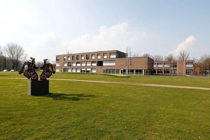 Het gemeentehuis van Laarbeek.