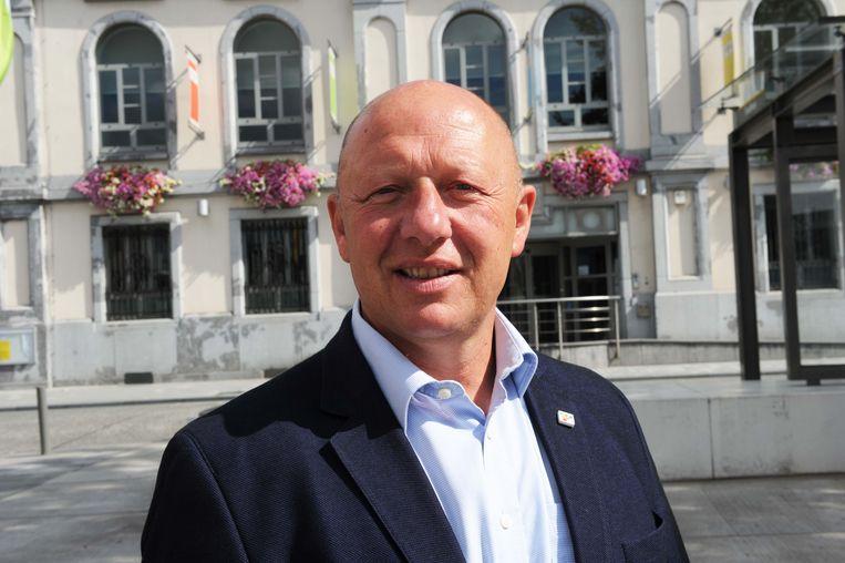 Burgemeester Hans Bonte wijt de stijging van de cijfers aan specifieke acties en controles.