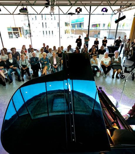Deze piano verkopen? Zo had Peerke Zimmerman uit Helmond het niet gewild