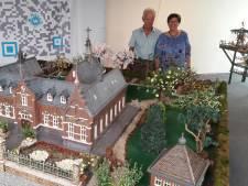 Maquettes verdwenen panden in Helmond verhuizen naar HomeComputerMuseum
