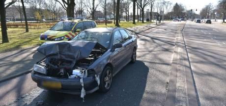 Overstekende eenden zorgen voor kettingbotsing in Breda