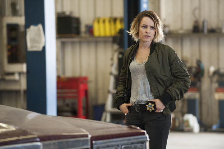 Rachel McAdams als Ani Bezzerides. Beeld HBO