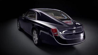 Vier jaar aan gewerkt: deze Rolls Royce kost 11,5 miljoen