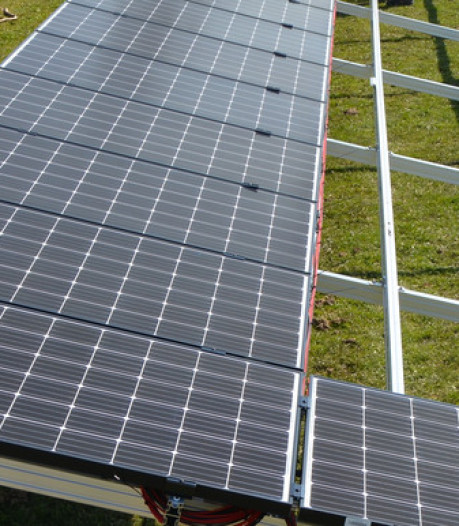 'Eerst beleid, dan pas besluit zonneparken'