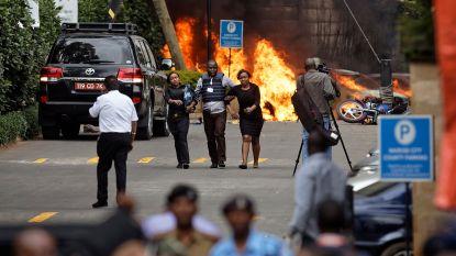 "Terreurgroep al-Shabaab valt hotel en kantorencomplex aan in Nairobi: ""Minstens 15 doden"""