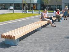 Onderzoek tijdelijke terrassen en banken in Den Bosch