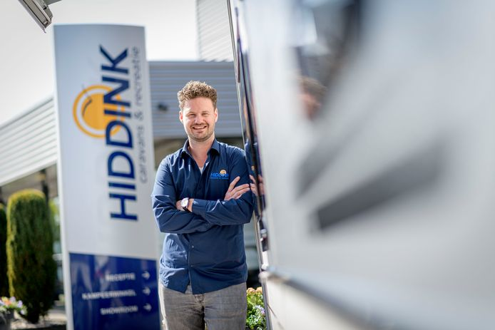 Richard Hiddink.