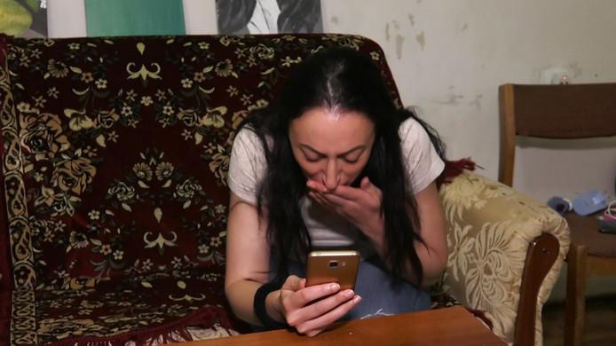 Armina Hambartsjumian kon haar oren niet geloven.