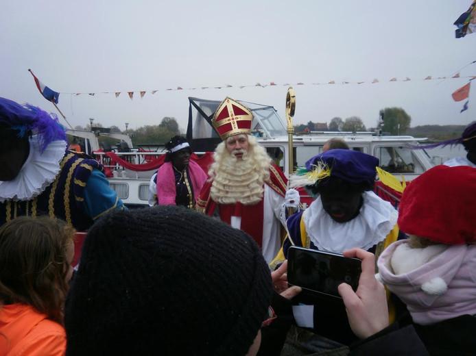 Sinterklaasintocht Ravenstein.