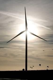 Montferland maakt pas op plaats met  windturbines