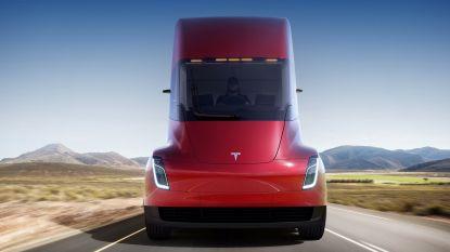 PepsiCo plaatst recordbestelling van 100 e-trucks bij Tesla
