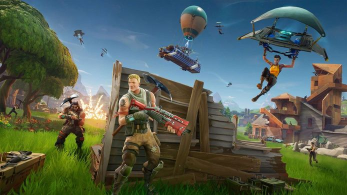 De game Fortnite Battle Royale is ongekend populair.