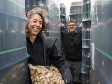 Eerste wijn van nieuwe eigenaren Wijngaard De Linie in Made: 'Onze droom komt uit'