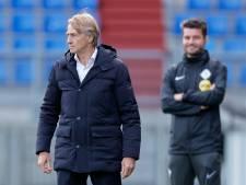 Willem II-trainer Adrie Koster: 'Onze minste wedstrijd sinds lange tijd'