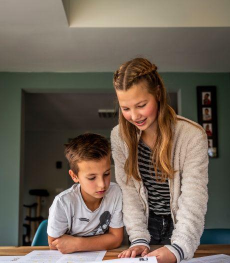 Twaalfjarige Jolijn houdt TOS-dag in Helmond