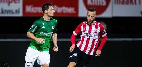 Kvida redt NEC tegen Jong PSV: van 2-0 naar 2-4 naar 4-4