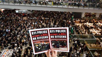 Paramilitairen staan klaar voor Hongkong, maar China aarzelt