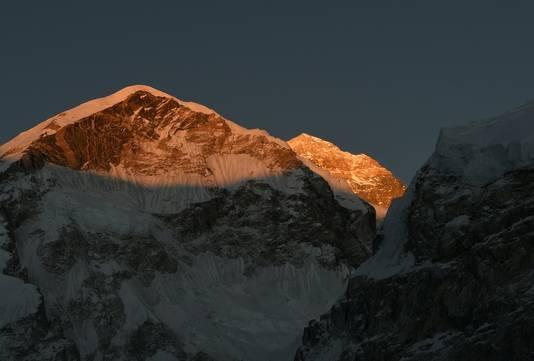 Le Mont Everest.