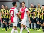 Onthutsend zwak Ajax in crisissferen