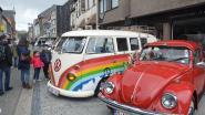 560 kevers en VW-busjes fleuren Ninoofse  binnenstad op