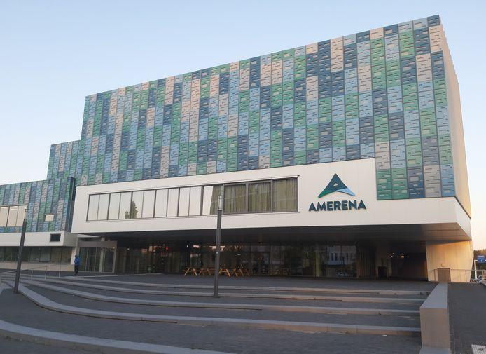 De Amerena in de wijk Schuilenburg, een van de wijken die centraal staan tijdens een zomerschool van de Oudheidkundige Vereniging Flehite.