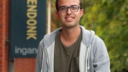 Brent Wouters (22) wordt schepen van Jeugd