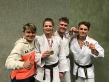 Judoka Hogeman pakt districtstitel