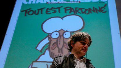 """Directeur Charlie Hebdo: """"15.000 magazines per week verkopen om beveiliging te kunnen betalen"""""""