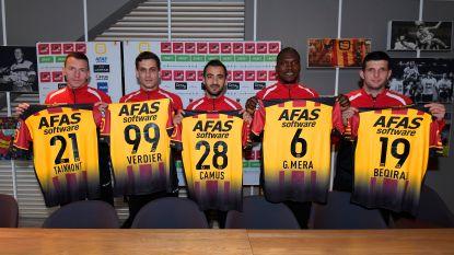 """7 aanwinsten voorgesteld bij KV Mechelen voor 9 beslissende wedstrijden: """"Enkel mogelijk dankzij nieuwe investeerders"""""""