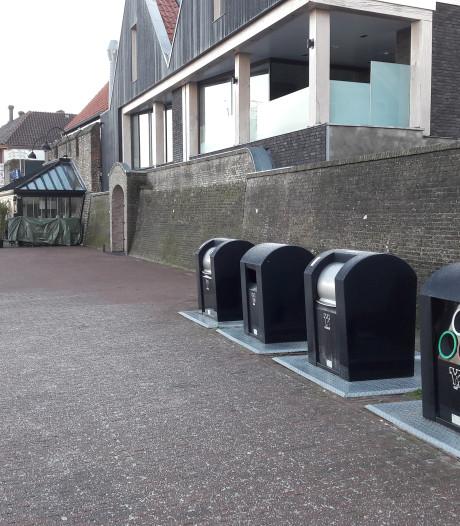 Harderwijk moet afvalbakken weghalen