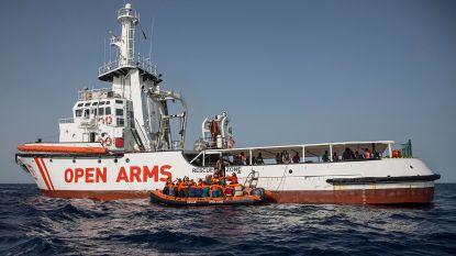 Italië weigert Spaans migrantenschip na redden 59 migranten