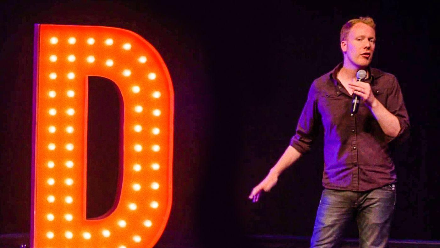 Comedy Live: David Galle - D