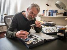 Postzegelverzameling is voor Willem (67) net een geschiedenisboek