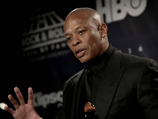 Het absolute rampjaar van Dr. Dre: vechtscheiding en hersenbloeding kosten hem 2 miljoen per maand