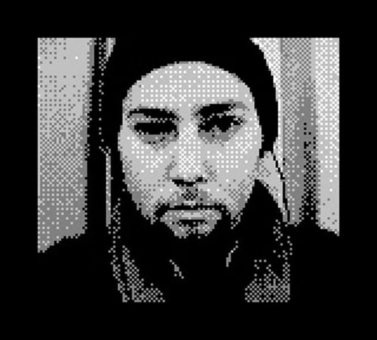 Een selfie uit het jaar 2000.
