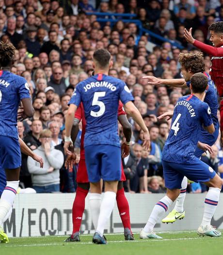 Liverpool poursuit son sans-faute dans la douleur face à Chelsea