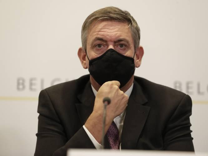 """INTERVIEW. Jan Jambon: """"Nee, Vlaanderen moet niet boeten voor Wallonië en Brussel"""""""