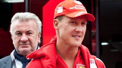 Vrouw Schumacher wordt ervan beschuldigd de waarheid rond toestand Michael te verbergen