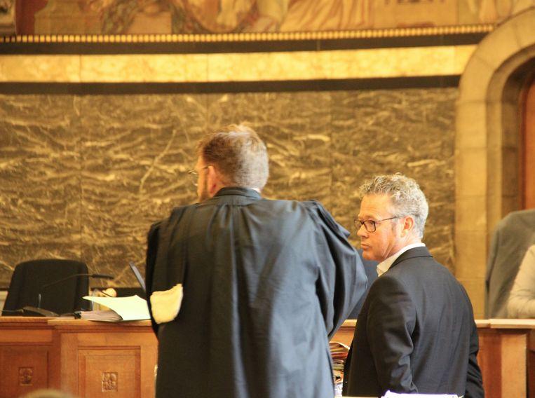 De burgemeester van Kampenhout is één van de beklaagden in het dossier.