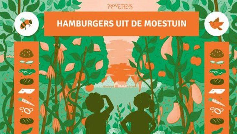 Hamburgers uit de moestuin, Louise Fresco Beeld -