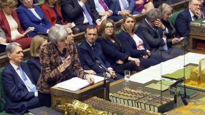 """VIDEO. Premier May komt met 'plan B' voor brexit: meer """"flexibel"""" onderhandelen"""