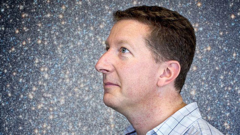 Hoogleraar sterrenkunde Paul Groot: