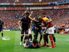 Galatasaray voor 22ste keer kampioen na zege op Istanbul Basaksehir