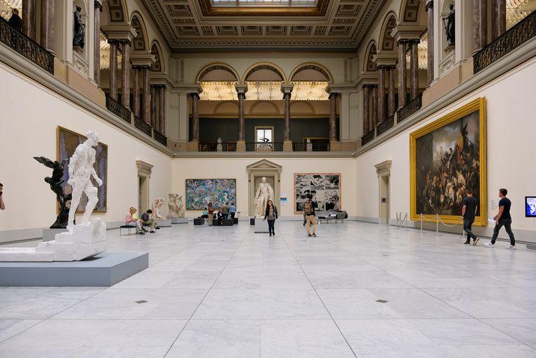 Koninklijk musea voor schone kunsten