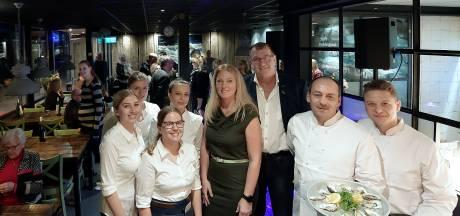 Opening visrestaurant Zeeën van Tijd: bijvangst wordt een belangrijke trekker in Roosendaal