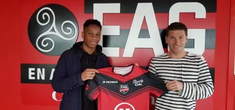 Franse club Guingamp strikt zoon Drogba