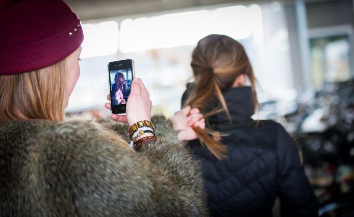 Tijdens de lockdown klopten veel meer tieners aan die worstelden met cyberpesten.